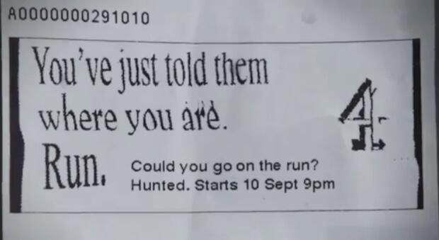 hunted-text