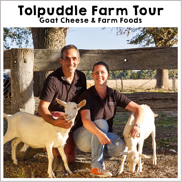 Tolpuddle Farm Tour. Off-Grid Living Festival. Events Victoria
