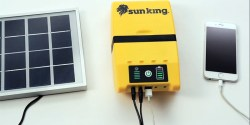 SunKing Home 120: Greenlight Planet's Solar Home Lighting System Plus USB Charger