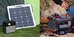 Portable Solar Generator Reviews: 6 Most-Selling Solar Power Generators for Outdoor and Emergency Power Needs