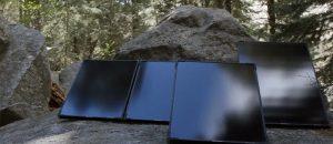 Goal Zero Boulder Briefcase: Goal Zero Boulder 100 Vs Boulder 200 Briefcase Solar Chargers