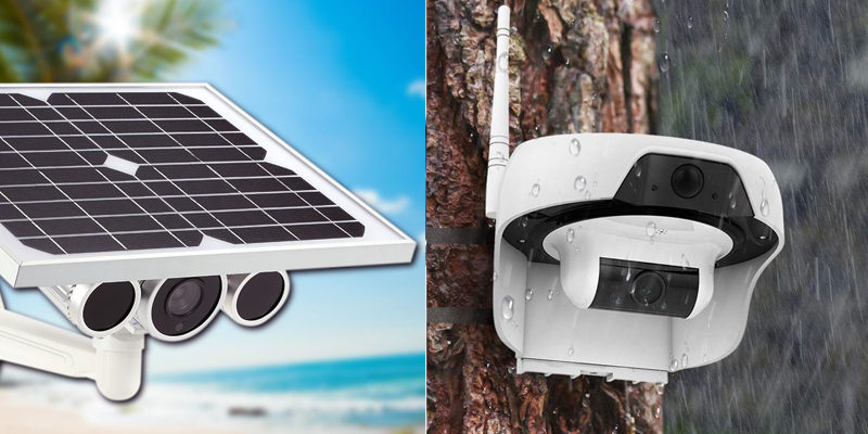 Best Solar Wireless Security Cameras