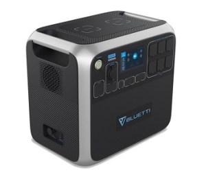 Bluetti AC200P Solar Generator