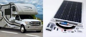 Best Solar Panel Kits for Motorhomes in UK: 10 Ready-to-Use Solar Panel Kits for Campervans