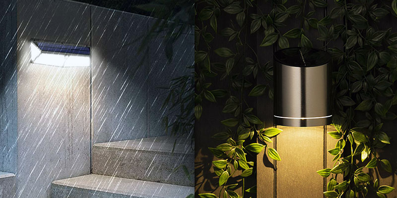 Best Solar Wall Lights in UK