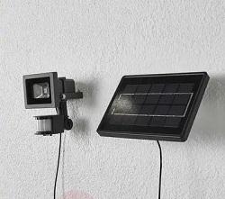 Lindby LED Solar Wall LampLindby LED Solar Wall Lamp
