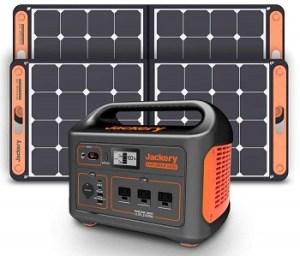 Jackery 1000 Solar Generator Kit