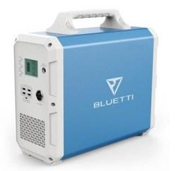Bluetti EB240 Solar Power Station