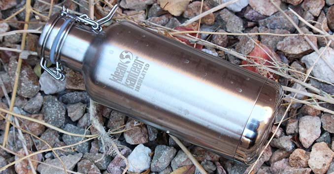 Insulated Kleen Kanteen