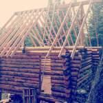 offgridwarrior log cabin