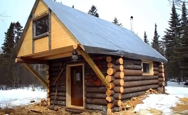 5 Amazing Tiny Houses Log Cabins Under 10k Off Grid World