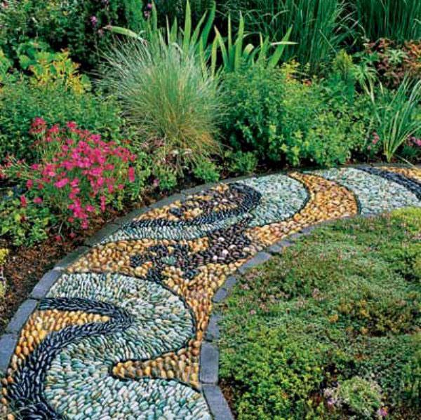 14 Breathtaking Garden Pathway Ideas Off Grid World