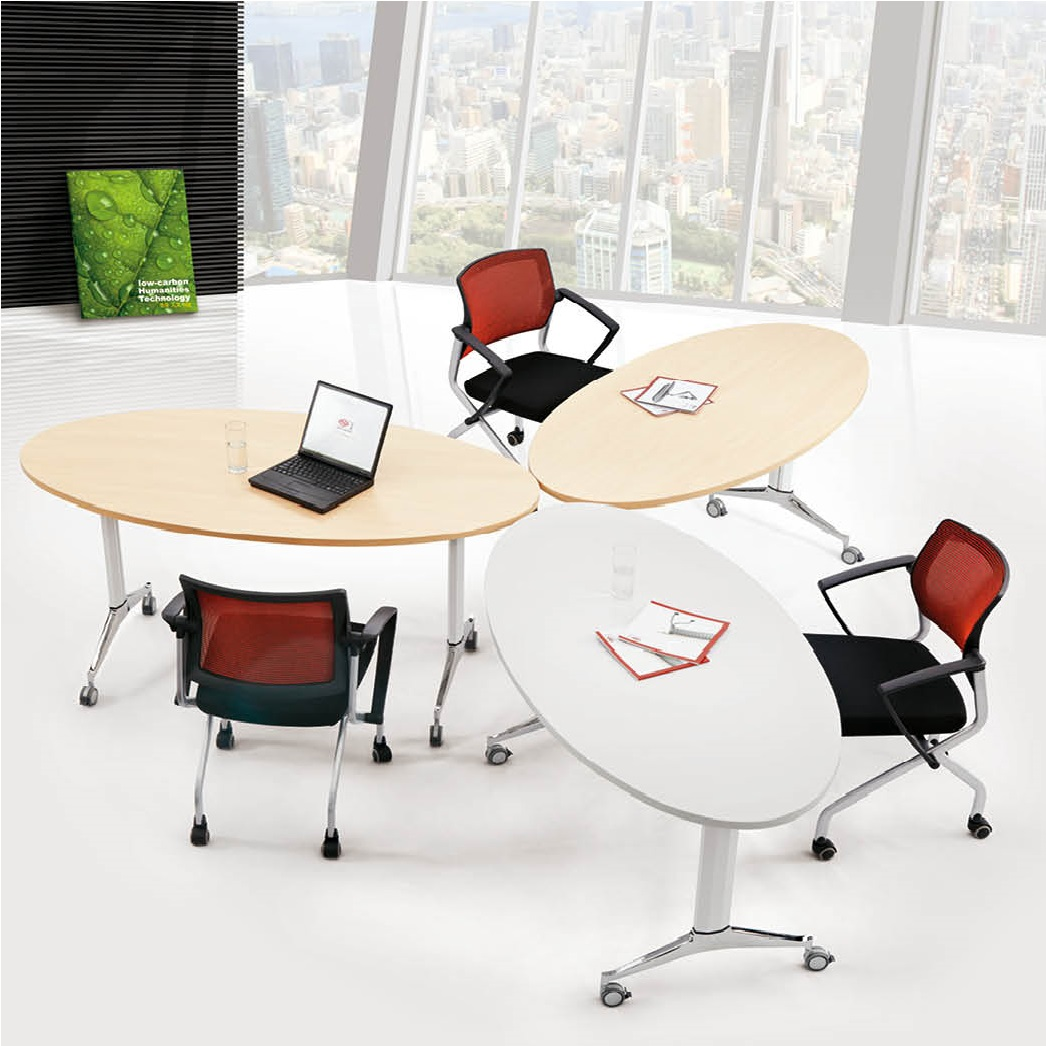 Foldable Office Chair Foldable Office Table Foldable Desk Office Furniture Oe70002