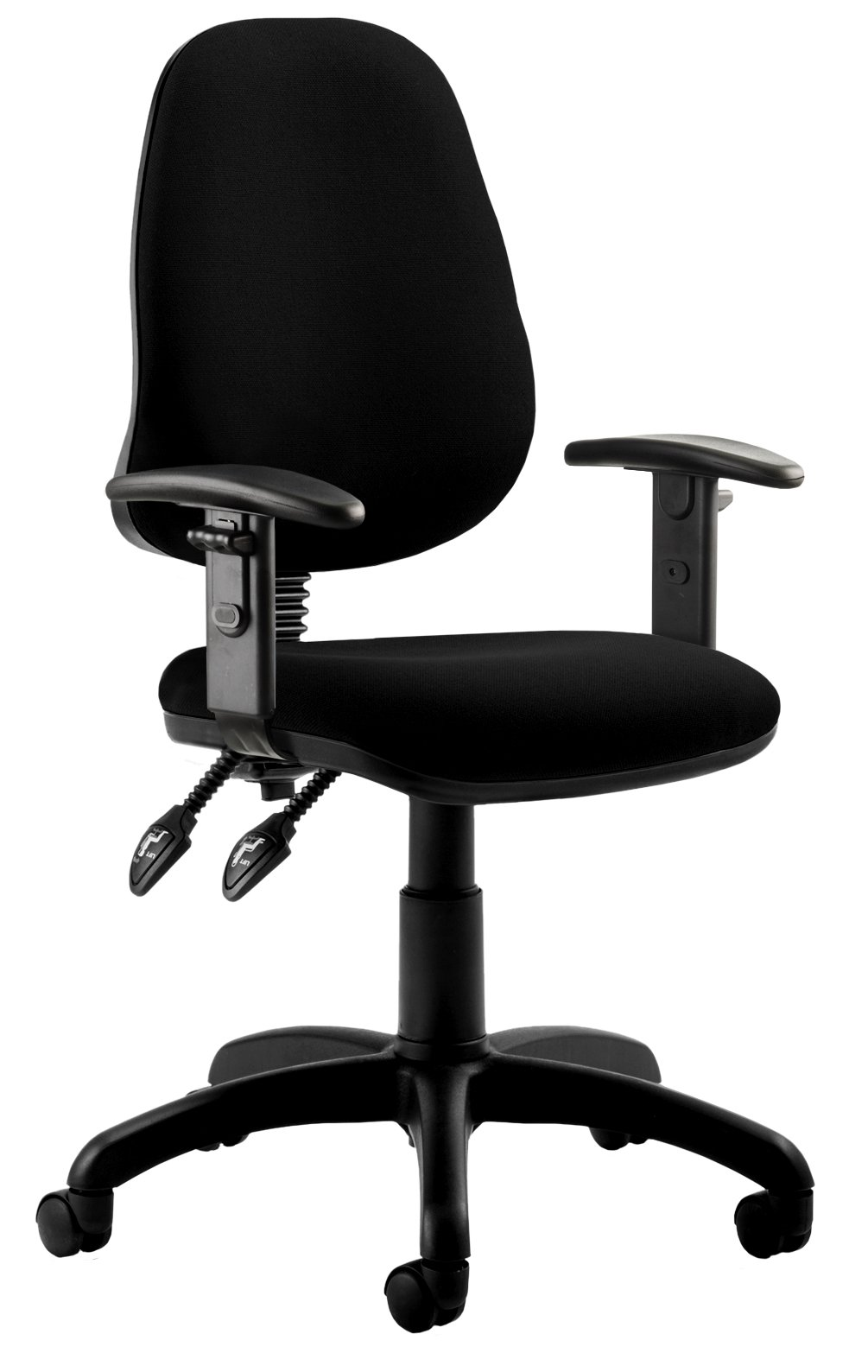 Height Adjustable Chair Gentoo Eclipse 2 Chair With Height Adjustable Arms