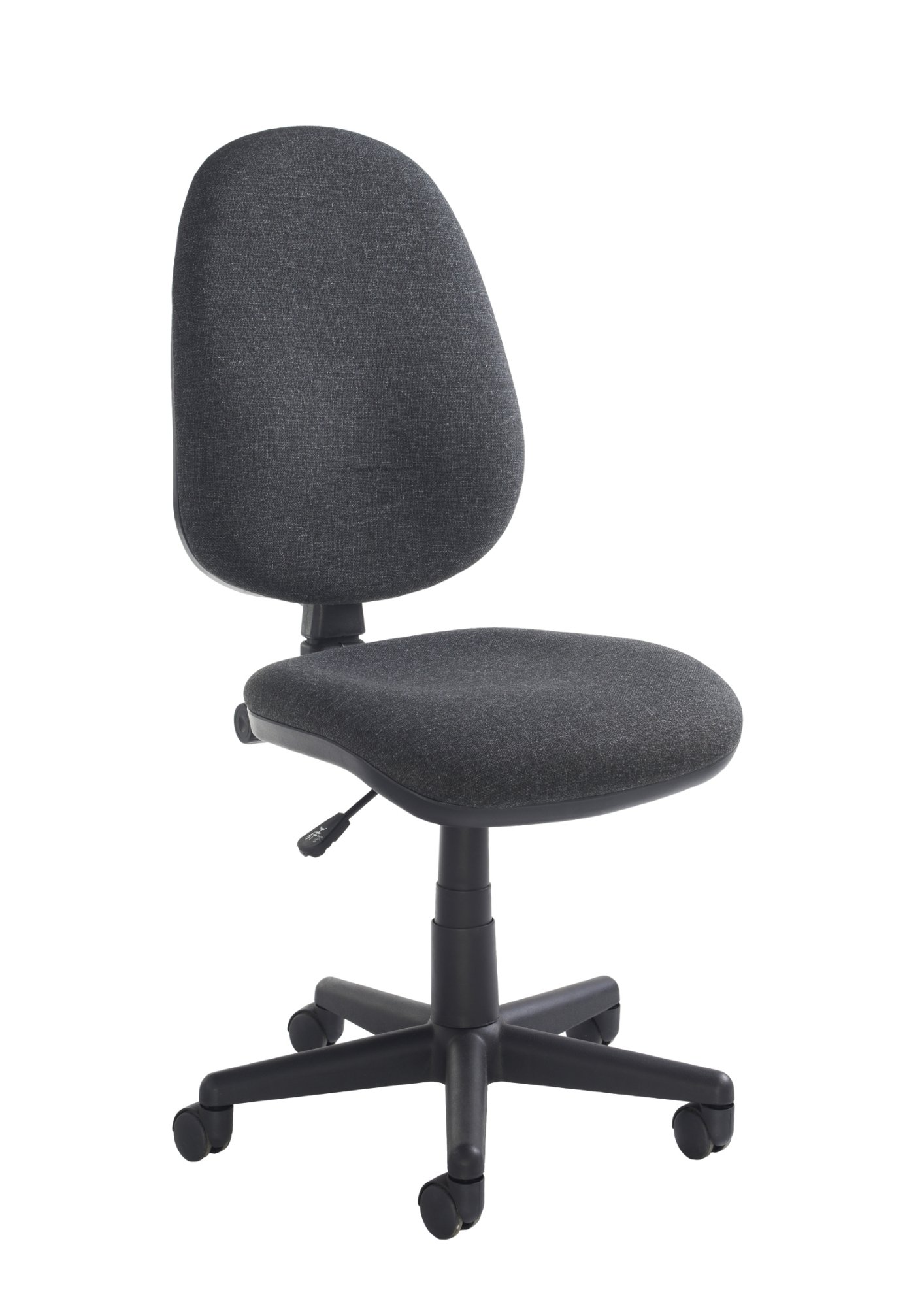 Office Chairs No Arms Bilbao Operators Chair With No Arms