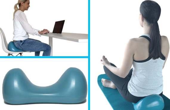 Air8 Aktivkissen - Rückengesundheit am Schreibtisch