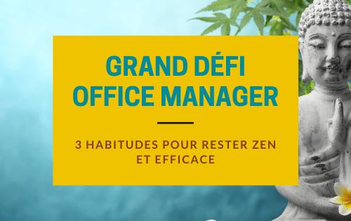 office manager zen
