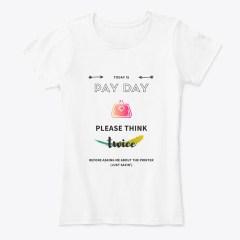 T-Shirt Jour de Paie