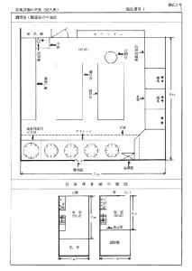 飲食店営業許可の施設設備の基準