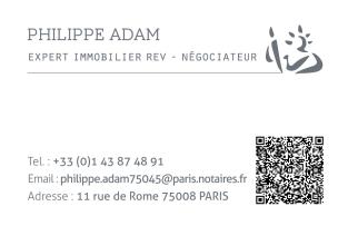 Philippe ADAM - Expert Immobilier