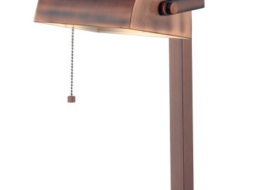 Wood Led Desk Lamp