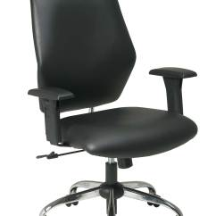Home Desk Chairs Faux Leather Chair Paint Computer For Office