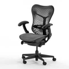 Desk Chair Herman Miller Hydraulic Salon Base Ergonomic Office Furniture