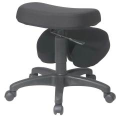 Kneeling Chair Design Plans How To Reupholster A Barber Ergonomic Office Star Memory Foam