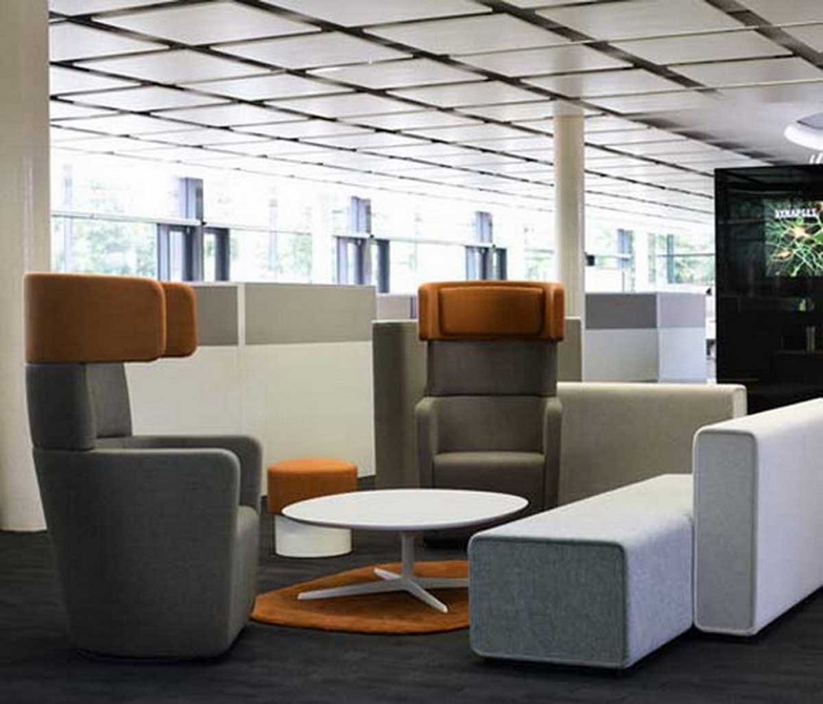 Contemporary Office Chairs Contemporary Executive Office Furniture