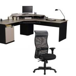 Computer Desk And Chair Set Dining Room Chairs Target Ergonomic Office Furniture