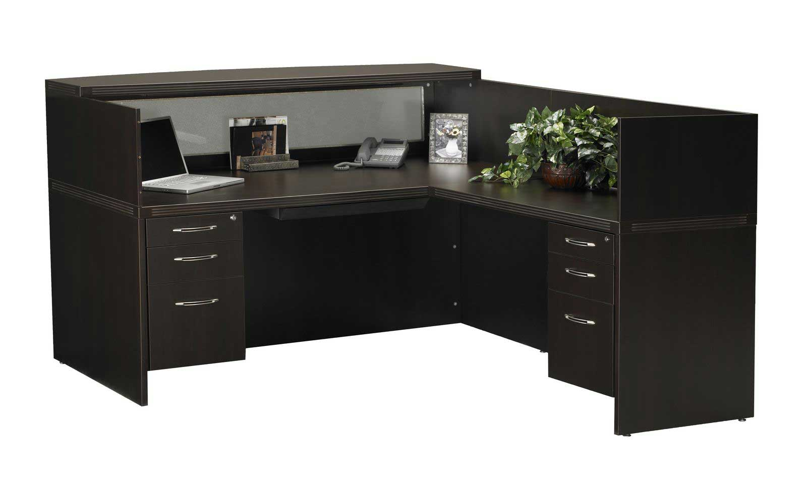Office Reception Desk And Company Charisma