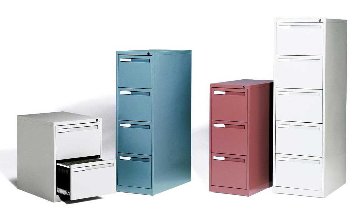 hon 4 drawer vertical file cabinet  Office Furniture