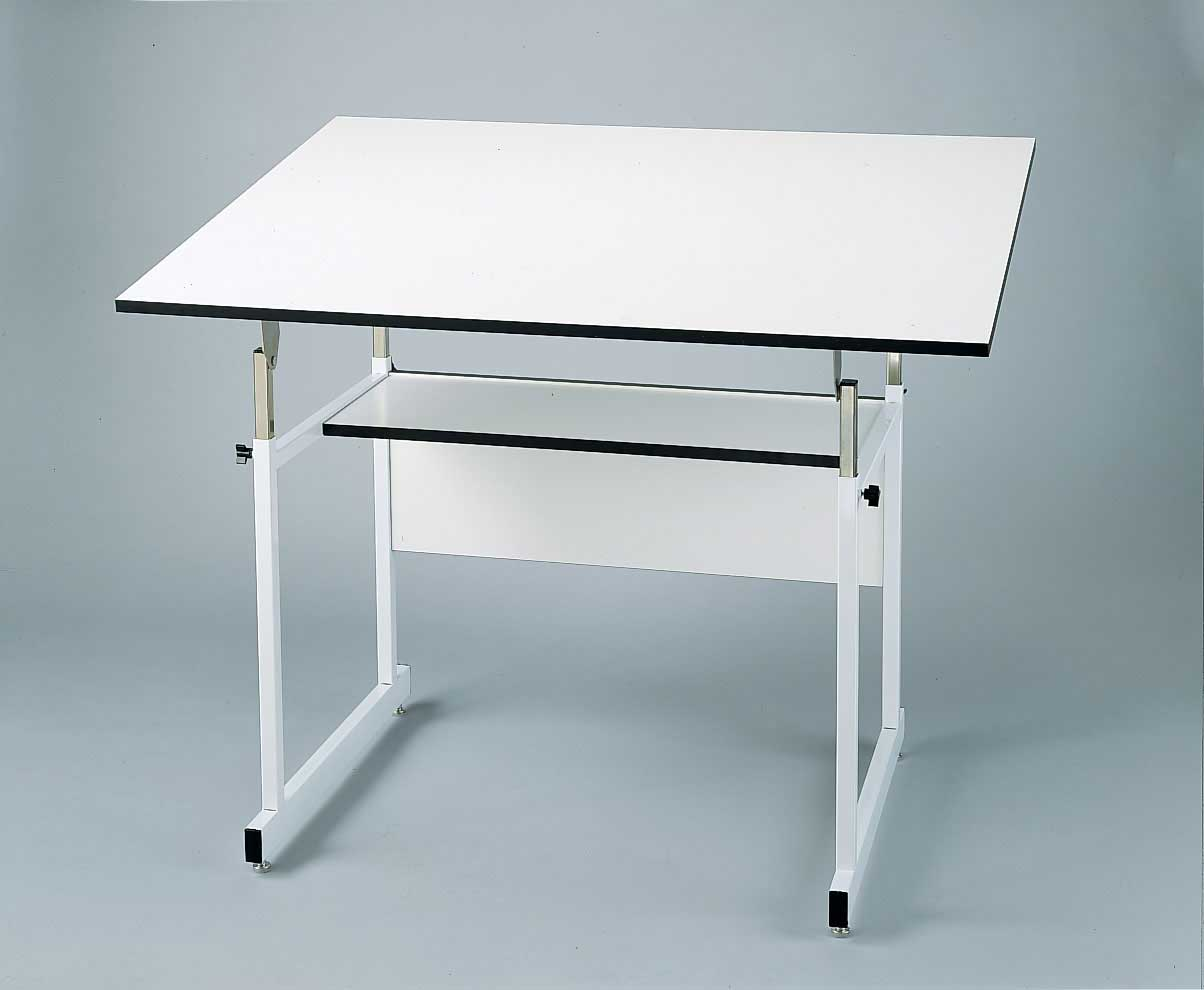 chair steel base with wheels covers xmas portable drafting tables for easy drawing
