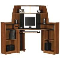 Corner Computer Desk Design and Ideas