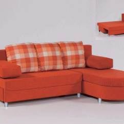 Orange And Black Sofa Bed La Z Boy Jenna Reclining Sectional Sleeper Sofas For Luxury Home Offices