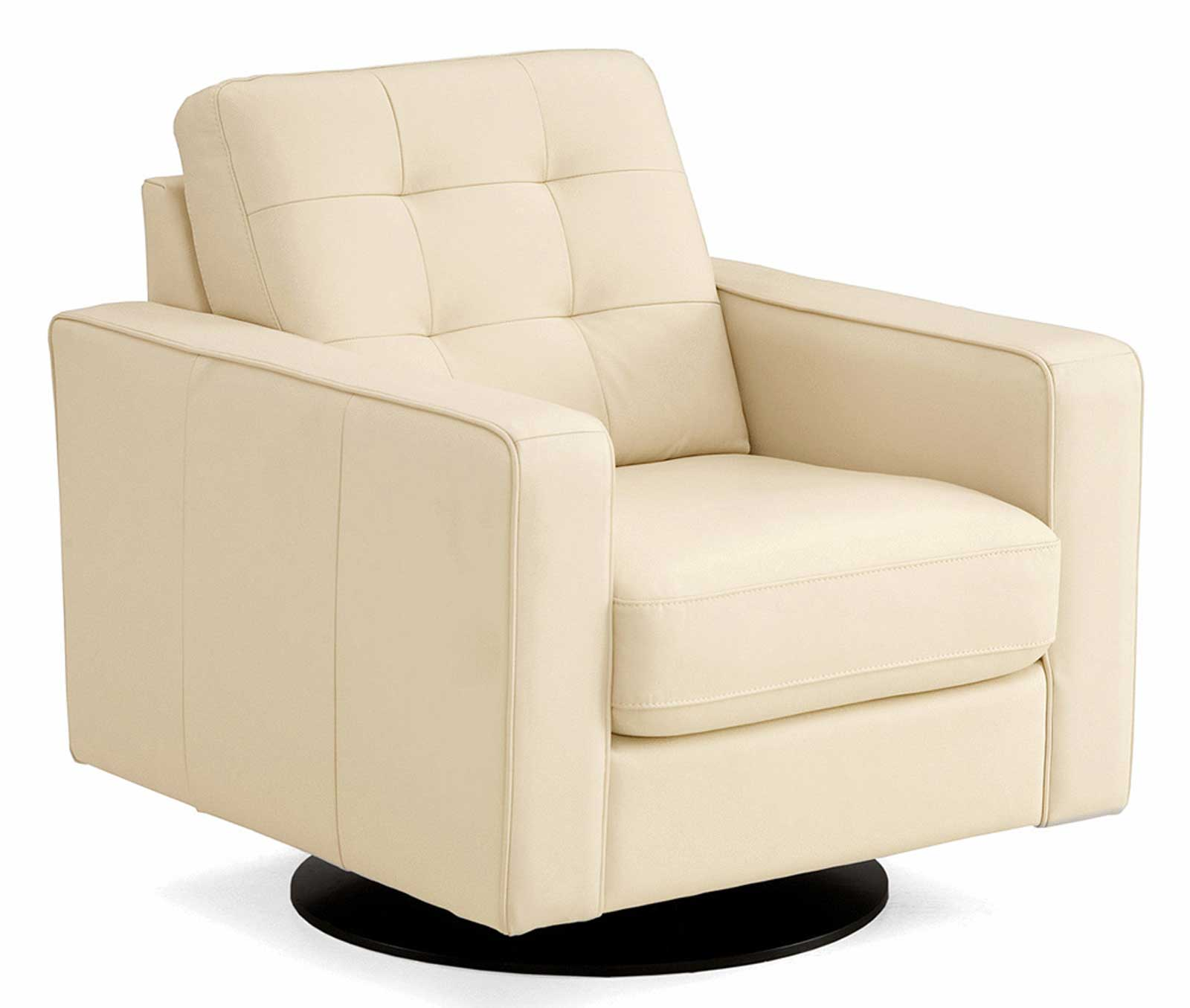 leather swivel chair ohio state office chairs for home user