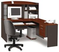 L-shaped office desk | Office Furniture