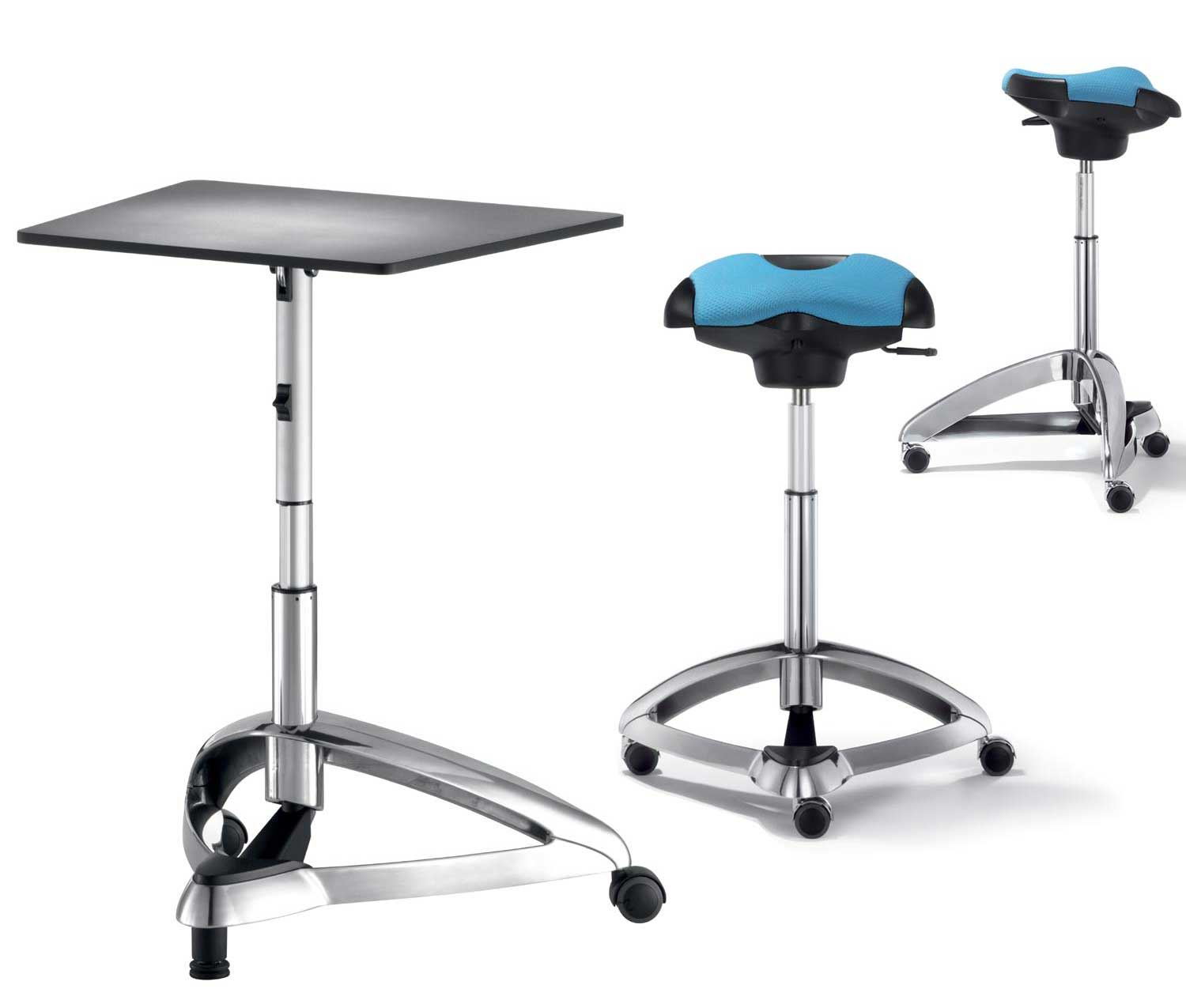 Standing Desk Chairs Standing Office Desk For Creative Ideas