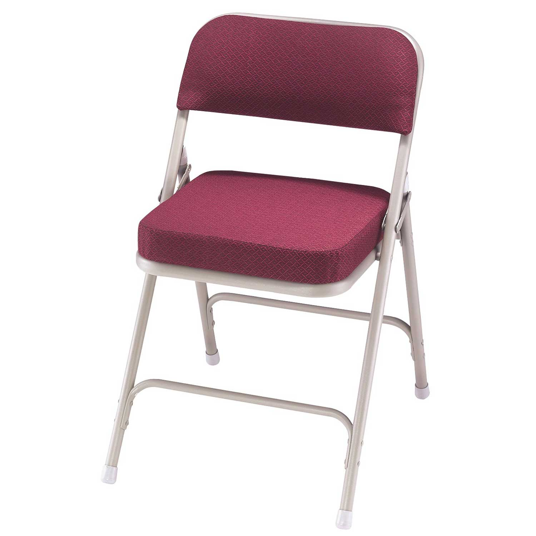 Folding Padded Chairs