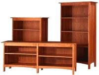 cherry wood bookcase | Office Furniture