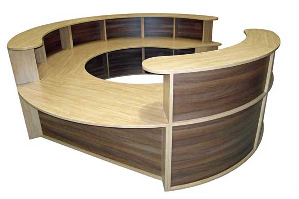 Circular Reception Desk Reviews