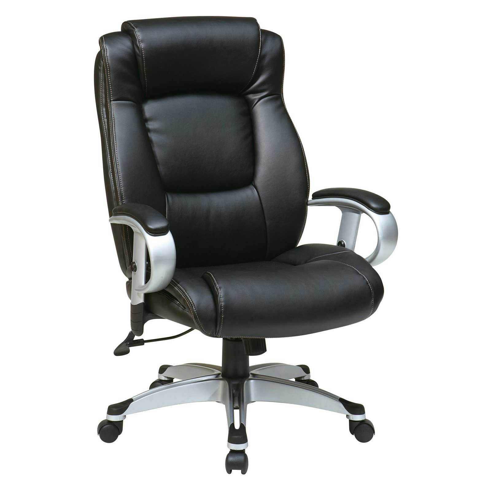 desk chair adjustable swivel hunting with gun rest height chairs for home office