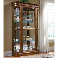 Pulaski Curio Cabinets for Home Office