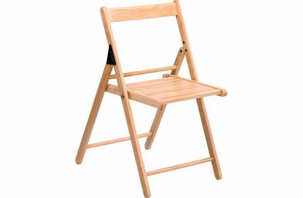 Folding Wooden Chair Product Review