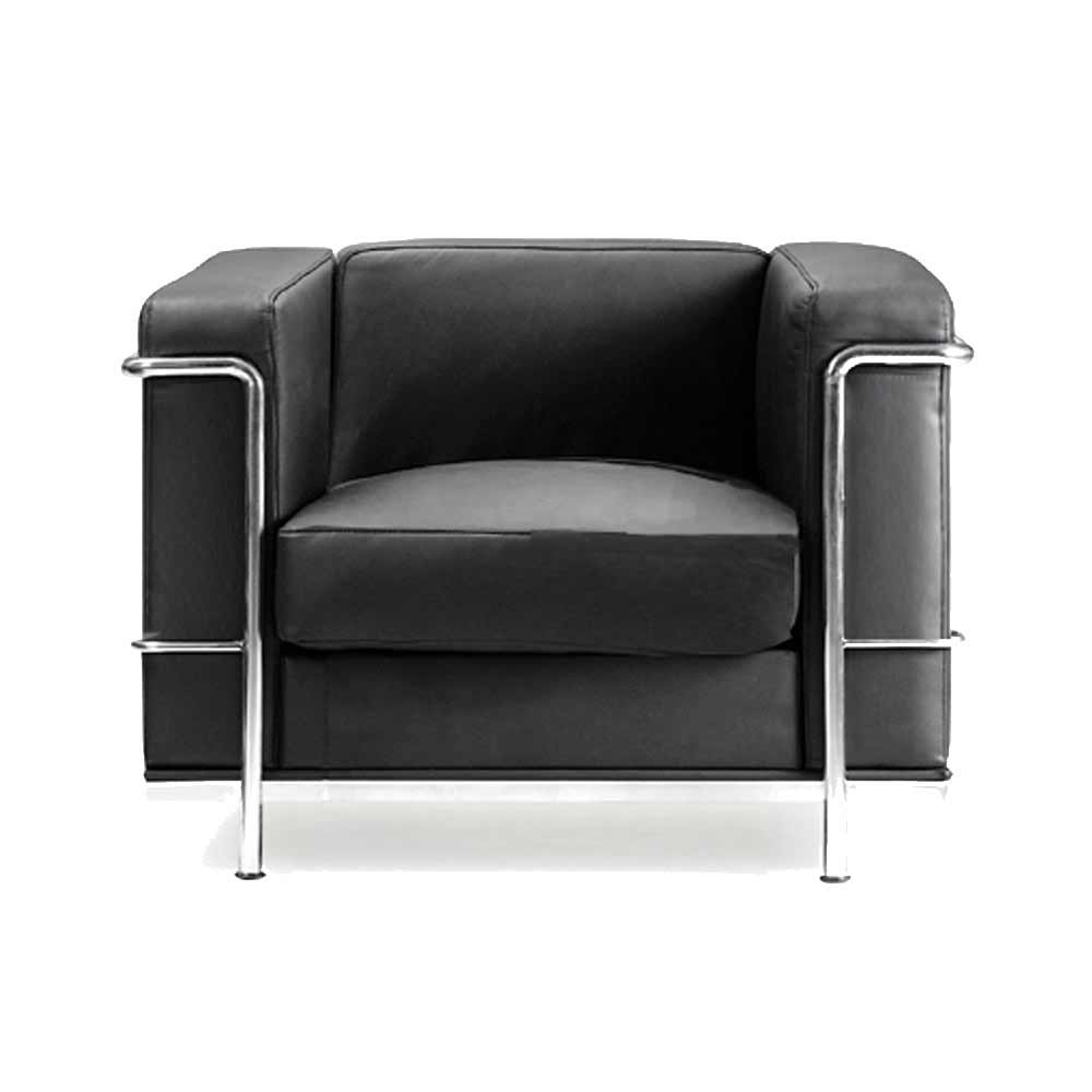 black leather reception chairs  Office Furniture