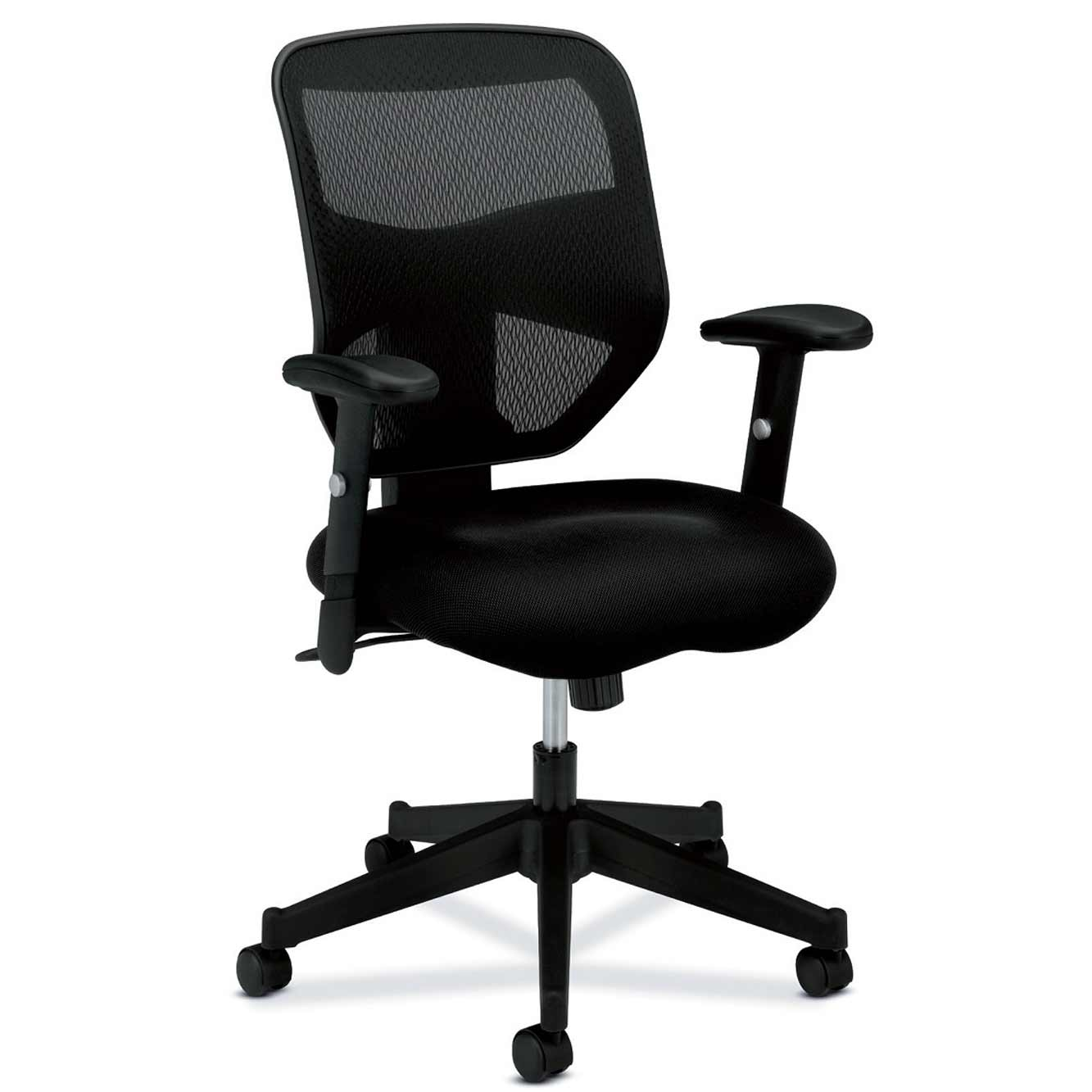hon desk chairs bedroom buttoned chair for reliable seat