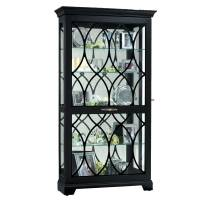 Used Curio Cabinets. Black Corner Curio Cabinet For Home ...