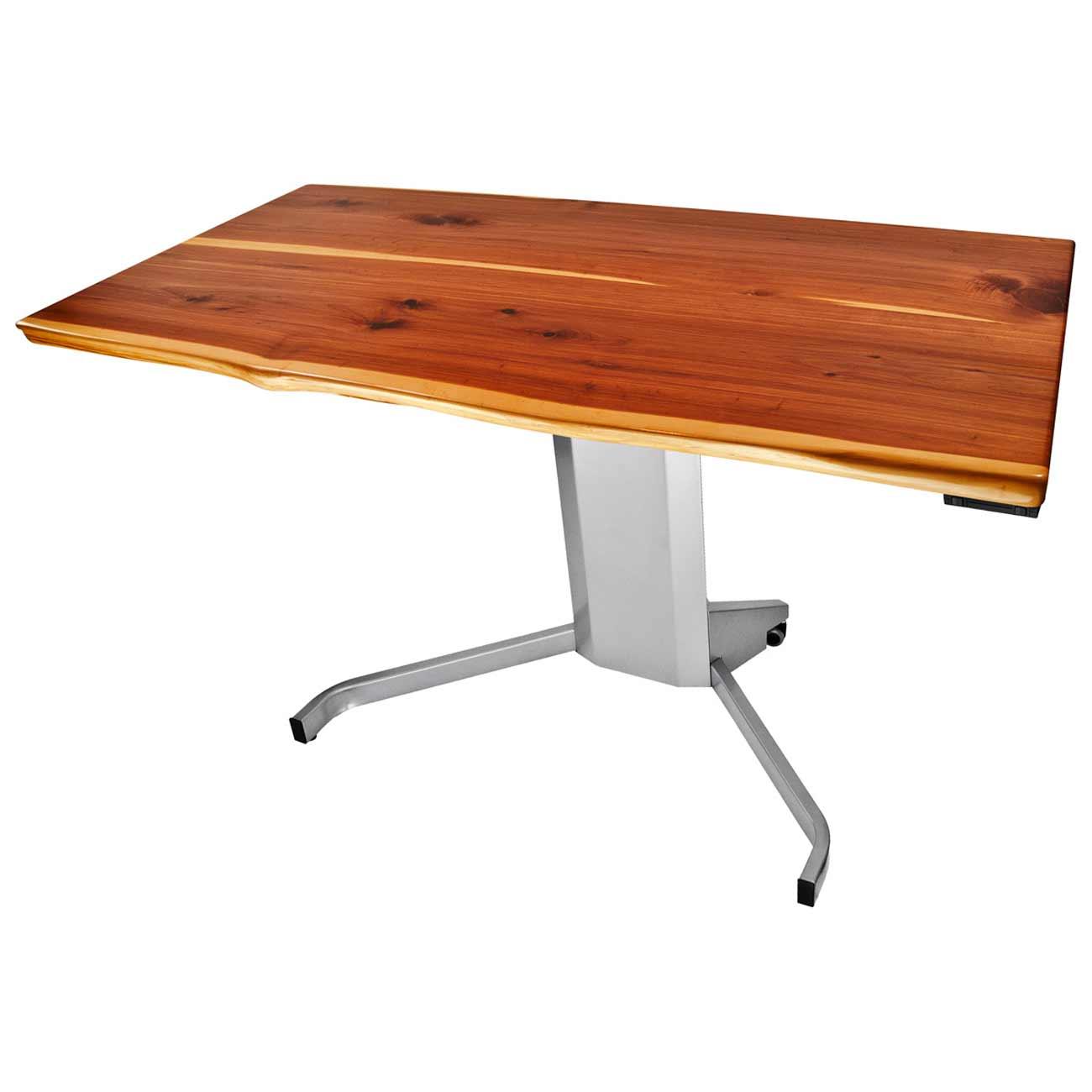 Adjustable Office Desk For Comfortable Work