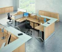 modular desk systems home office | Office Furniture