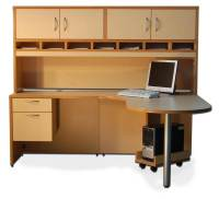 Modular Desk System for Home Office
